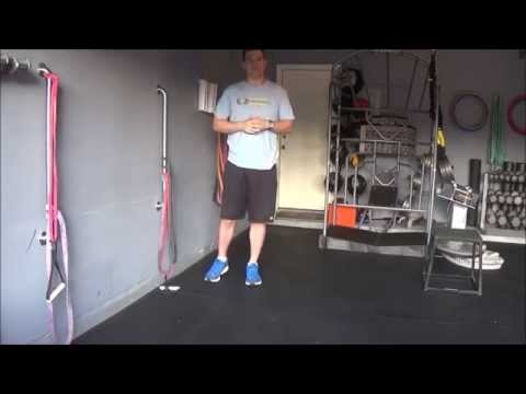 Single Leg Balance with opposite arm lateral reach