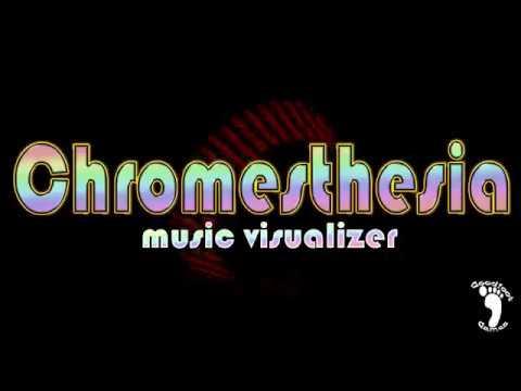 Chromesthesia VR Music Visualizer - Announcement Trailer (2018)