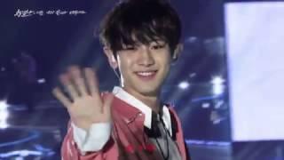 161022 EXO-CHANYEOL LOTTE Family Concert - Heaven