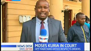 Kuria in Court: Defence team wants Police bosses to testify, orders to release lawmaker ignored