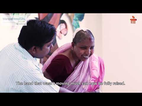 Brain Tumour Removal by Dr. Venugopal Subramanian for Mrs. Geeta Dutta | Manipal Hospitals, Whitefiel