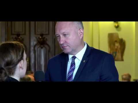 Wywiad z Prezydentem Miasta Nowy Sącz Ludomirem Handzlem