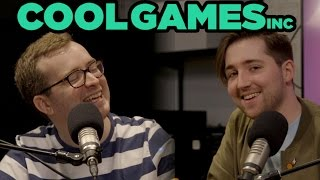 "Griffin and Nick Become ""Taste Buds"" — CoolGames Inc, Episode 50"