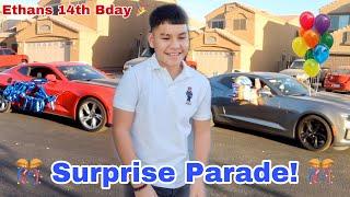 Ethans 14th Birthday Celebration!!!