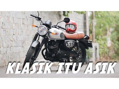 Harga Kawasaki W175 Baru Dan Bekas Mei 2019 Priceprice Indonesia