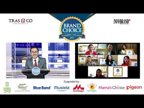 Virtual Award Ceremony Brand Choice Award Fase 3 2021