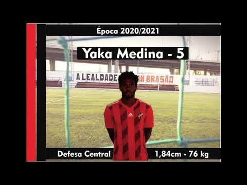 Yaka Medina 2020/201