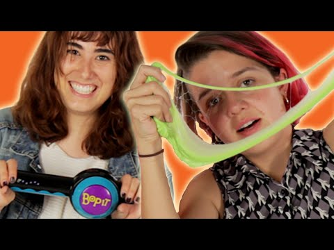 Adults Review Toys From The '90s