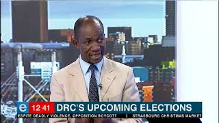 DRC upcoming elections