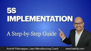 5S Implementation: Step By Step Approach