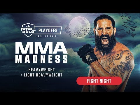 PFL9 Playoffs | 2019 Live at the Mandalay Bay Events Center in Las Vegas