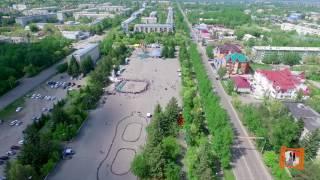 г. Свободный, лето 2016г.