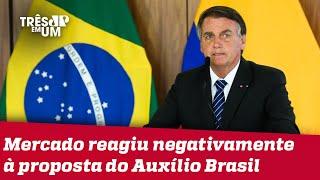 Bolsonaro promete auxílio a caminhoneiros para compensar alta do diesel