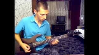 Deep Purple - Mary Long solo cover