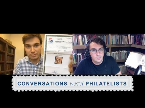Conversations With Philatelists Ep. 72: How To Describe Philatelic Material