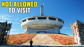 10 Most MYSTERIOUS Abandoned Places!