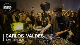 Carlos Valdes | Boiler Room x Is Burning ADE