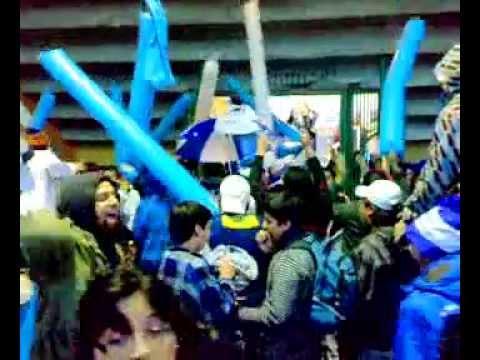 """Kaña Brava | Vamos vamos Choreros...??"" Barra: Kaña Brava • Club: Naval de Talcahuano"