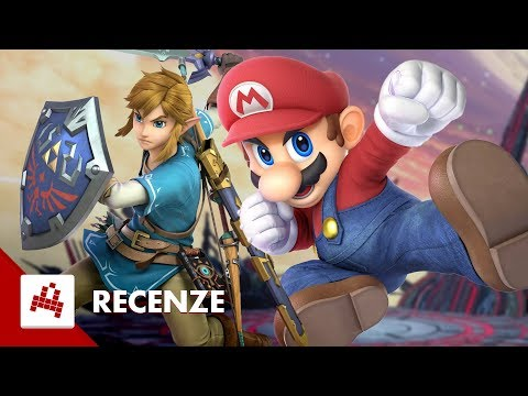 Super Smash Bros. Ultimate - Recenze