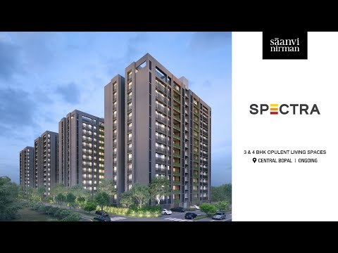 3D Tour of Saanvi Spectra