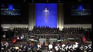 """Trouble Don't Last Always"" FBCG Combined Mass Choir"