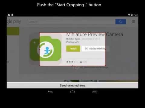 Video of Web Scrapbook