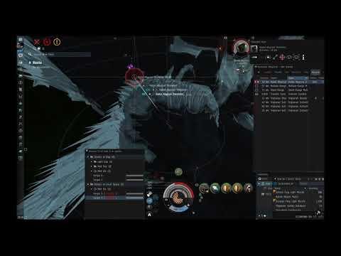Eve Online, Abyssal exotic lv4 with cerberus - смотреть