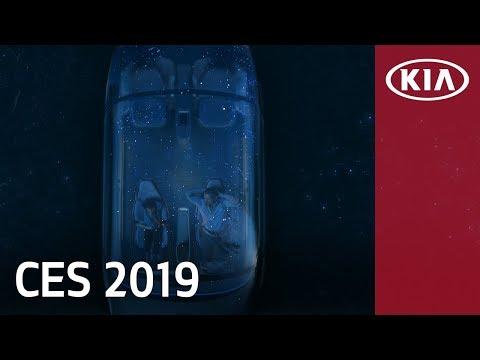 Emotive Driving | CES 2019 | Kia