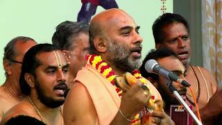 Nama Sankirtanam by Vittaldas Maharaj on Vivekananda Navaratri 2018 - Day 3