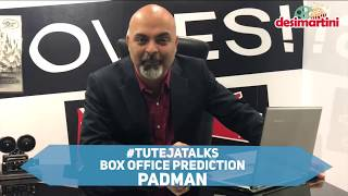 Box Office Predictions | Padman | Akshay Kumar | Sonam Kapoor |#TutejaTalks