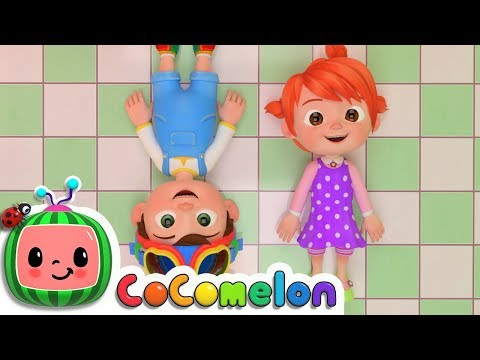 Opposites Song | Cocomelon (ABCkidTV) Nursery Rhymes