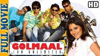 Golmaal: Fun Unlimited (2006) {HD} – Full Movie – Ajay Devgn – Arshad Warsi – SuperHit Comedy Movie