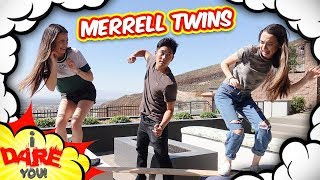 I Dare You: Body Shot!? (ft. Merrell Twins)