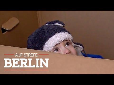 Kind im Umzugskarton: Wo ist seine Mama? | Auf Streife - Berlin | SAT.1 TV