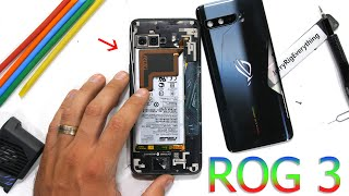 Asus ROG Phone 3 Teardown! - Is the Cooling Inside Real?