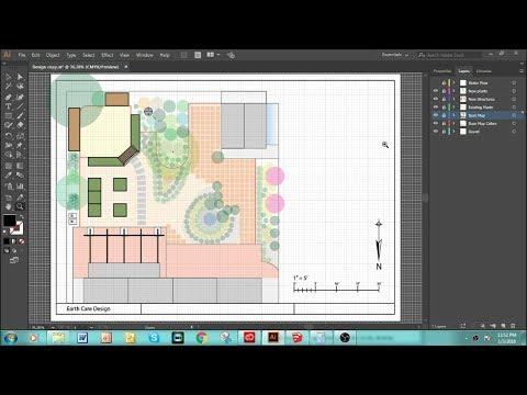 Backyard Ecological Landscape: The Concept Plan
