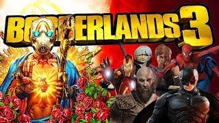 Borderlands 3 - 25 Easter Eggs, Secrets & References #3