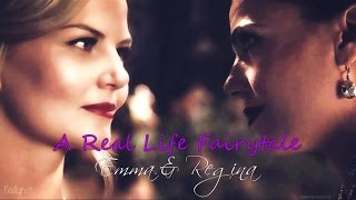 A Real Life Fairytale ♥︎ Emma & Regina