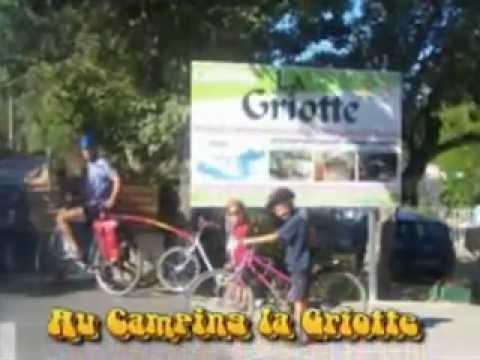 Camping la Griotte ** et le Vélo sous toutes ses formes