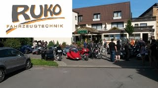preview picture of video 'Ruko Gespann Ausfahrt 2014 - Diverse Gespanne - Teil 1'