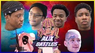"""Aux Battle Elimination - """"Lil"""" Rappers Edition"""