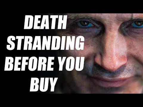 Death Stranding - 14 More Things You Need To Know Before You Buy