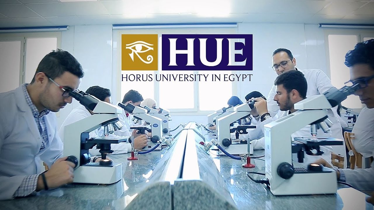 The vision of the University of Horus - HUE - to become one of the first universities in the Arab world and the region, different and distinct for the academic programs and comprehensive professional programs of the highest quality, and its distinctive educational method ..