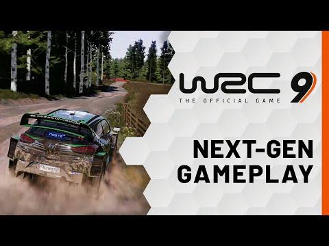 WRC 9 | PlayStation 5 Gameplay (4K 60 FPS) de WRC 9