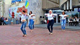 Супер крутой танец город Южноукраинск