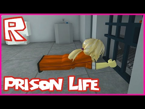 I'm not the ROASTED RiceGum SISTER'S BULLY / Roblox Prison Life / So Hard To Escape!