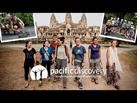 Pacific Discovery Gap Year Semester and Summer Programs Abroad