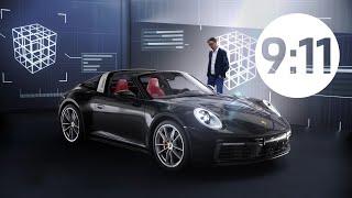 YouTube Video ZmMLsKdOz9I for Product Porsche 911 Targa 4 & Targa 4S (8th gen, 992) by Company Porsche in Industry Cars