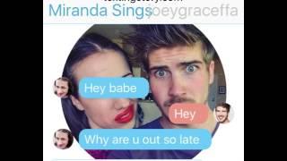 Miranda sings Joey graceffa Break up