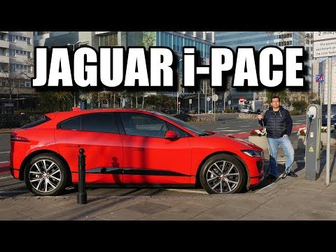 Jaguar i-Pace (ENG) - Test Drive and Review